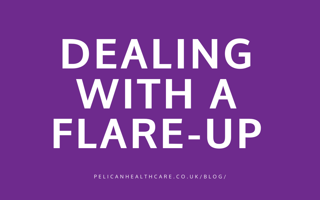 Stoma Update | Dealing With a Flare-up